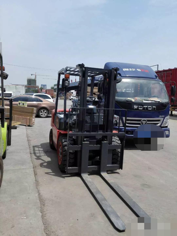 龙工叉车为什么成为南京物流行业的首选叉车