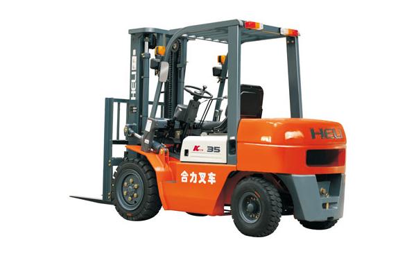 合力叉车-K系列3.5吨内燃平衡重式叉车
