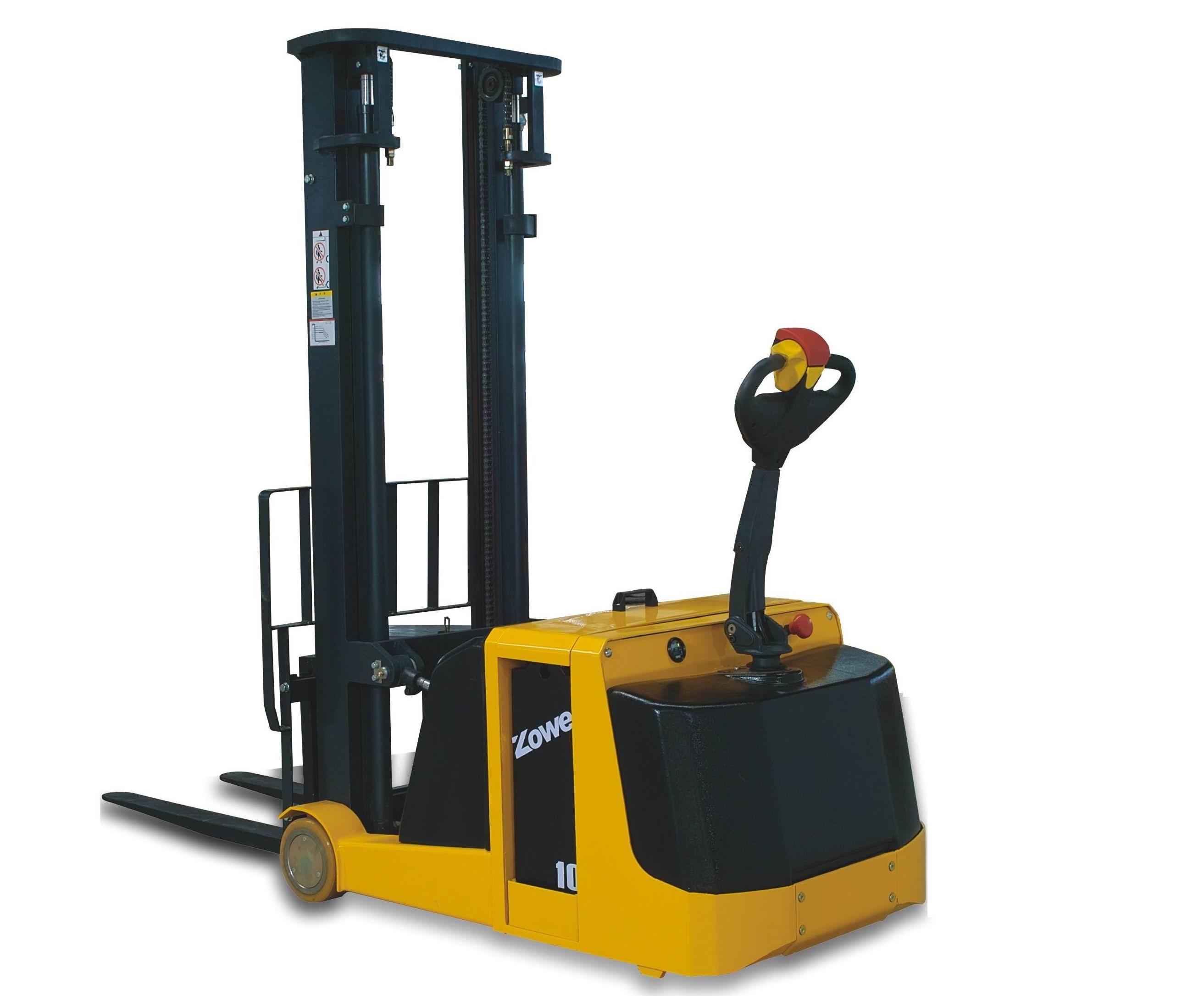 xep 平衡重式堆垛车(无支撑腿)|卓一电动叉车|诺嘉