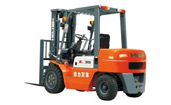 合力3.5吨叉车-CPC35