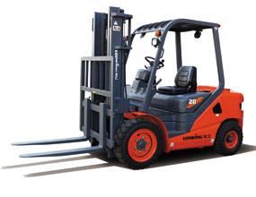 第三代2吨内燃平衡重式叉车LG20DIII