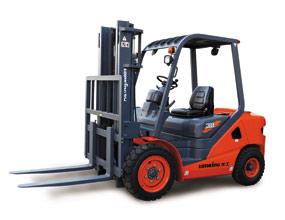 新款3吨内燃平衡重式柴油叉车LG30D(T)III