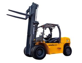 LG80DT(8吨石材叉车)