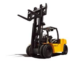 10吨内燃平衡重式柴油叉车LG100DT
