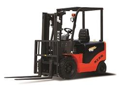 龙工FB系2吨电动叉车FB20