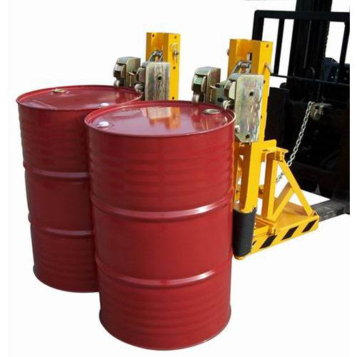 南京叉车油桶夹-马鞍山叉车油桶夹