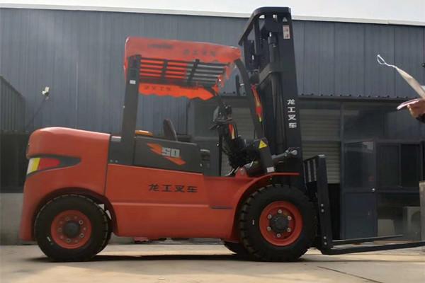 龙工小5吨叉车-龙工叉车XCPC50/XCPCD50