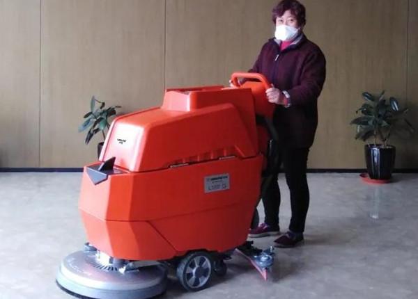南京工厂洗地机(LX621)-南京车间洗地机